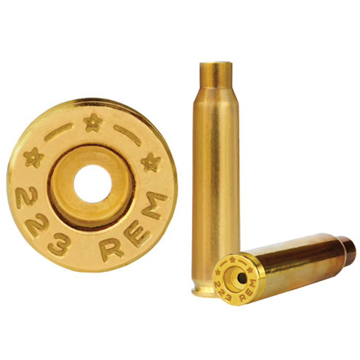 STARLINE Unprimed Brass Cases 223 REM - 50 Pack (Small Rifle Primer)