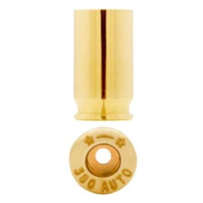 STARLINE Unprimed Brass Cases 380 AUTO - 100 Pack (Small Pistol Primer)