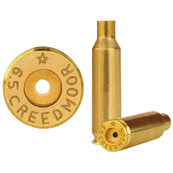 STARLINE Unprimed Brass Cases 6.5 CREEDMOOR (Large Rifle Primer)