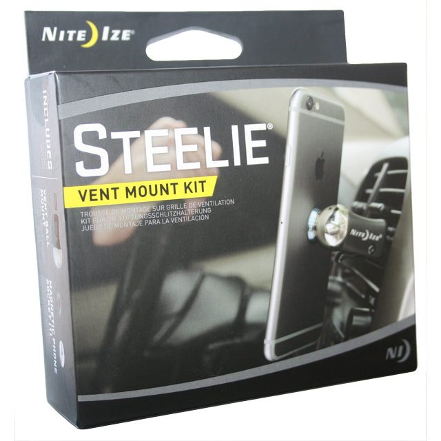 Niteize Steelie Vent Mount Kit - packaging