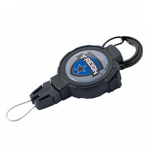 T-REIGN Retractable Gear Tether Carabiner - EXTREME DUTY