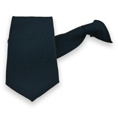 "PRO-DUTY Clip-On Tie 20"" - Dark Blue Matte"