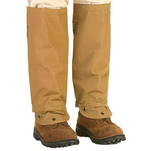 TurtleSkin SnakeArmor Snake Proof Gaiters - Khaki