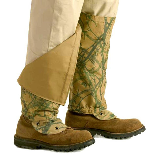 TurtleSkin SnakeArmor Snake Proof Gaiters