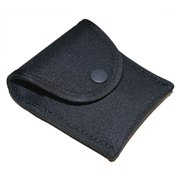 Uncle Mike's Nylon Slim Line Handcuff Pouch