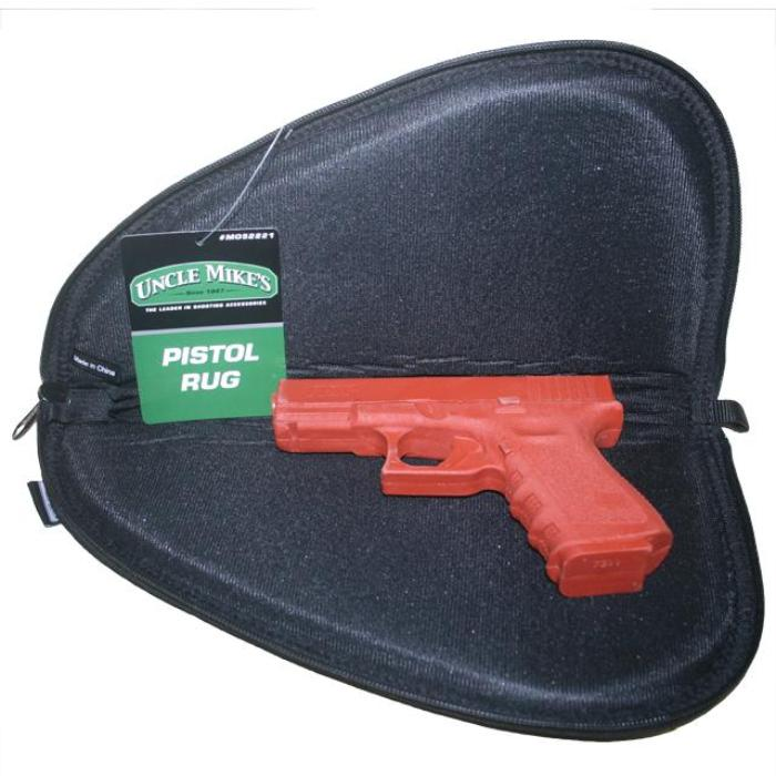 Uncle Mike's Pistol Rug Large, Open