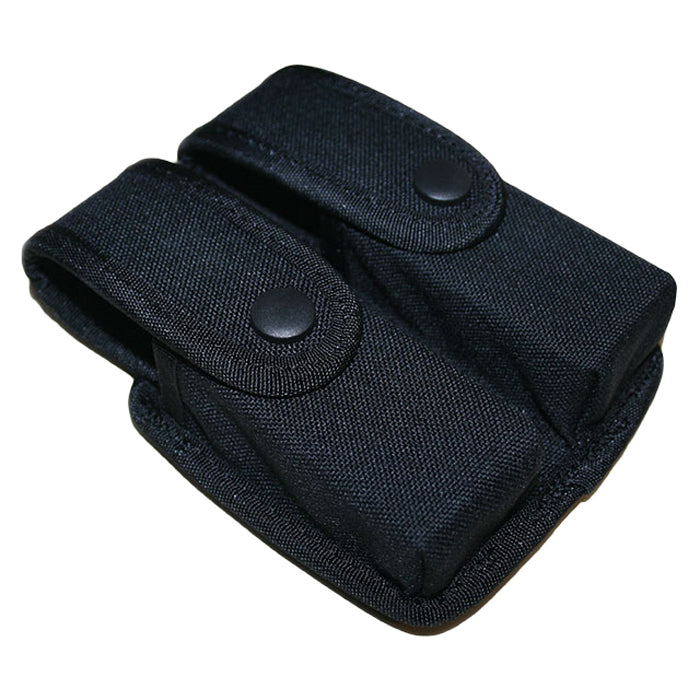 Uncle Mike's Nylon Dual Magazine Pouch - Glock 20, 10mm & Glock 21, .45 Auto