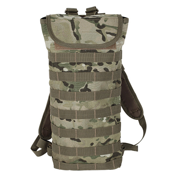 Voodoo Tactical MOLLE Compatible Hydration Carrier - MultiCam