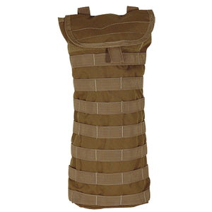 Voodoo Tactical MOLLE Compatible Hydration Carrier - Coyote