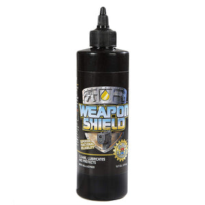 Weapon Shield Gun Oil (CLP) Squeeze Bottle 474ml