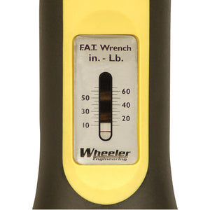 Wheeler Firearm Accurizing Torque Wrench (The Fat Wrench)