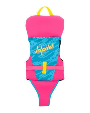 JETPILOT THE CAUSE F/E NEO VEST (PINK, YELLOW, ORANGE, PURPLE)