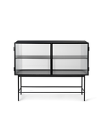 Ferm Living | Haze Sideboard | Reeded Glass | Various Colours