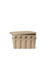Ferm Living | Paper Pulp Box Set | Small | Brown