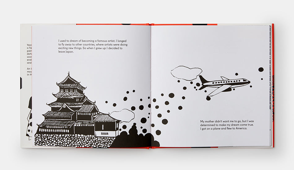 Yayoi Kusama Covered Everything in Dots and Wasn't Sorry | Phaidon Publishing