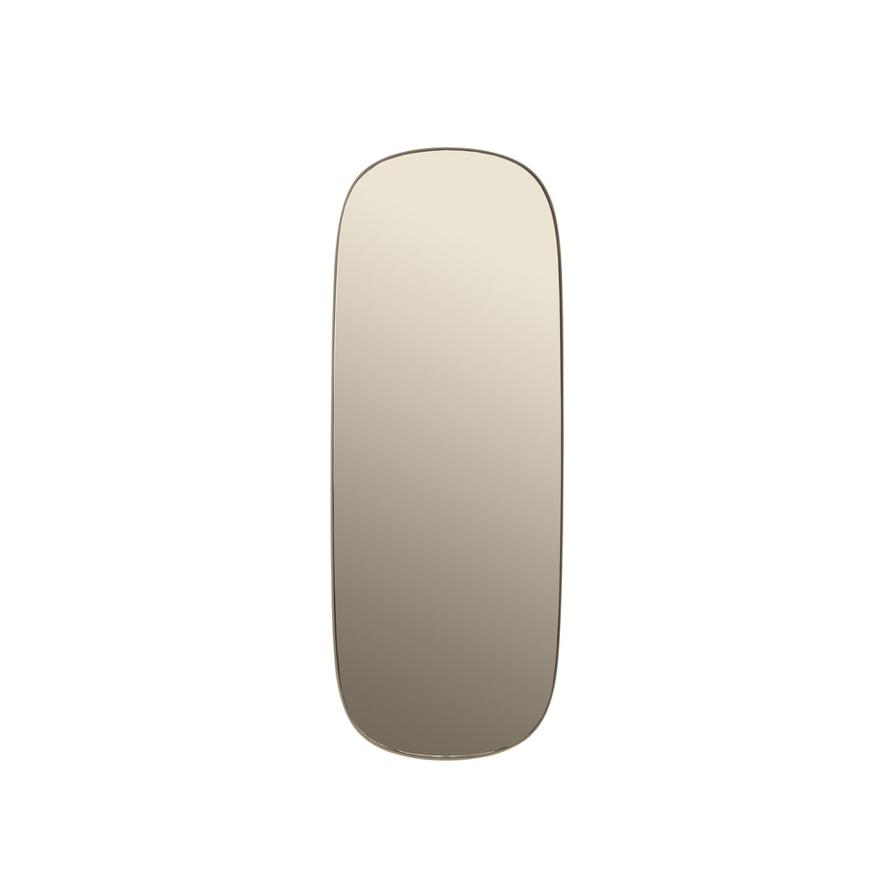 Muuto | Framed Mirror | Large | Taupe