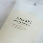 Meraki | Body Scrub | Sugar Oil