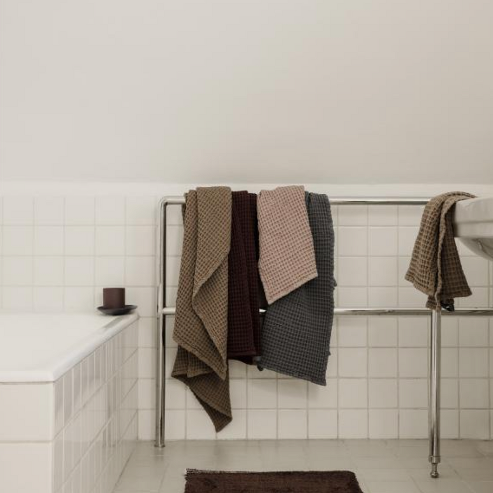 Ferm Living | Organic Bath Towel | Various Colours Available