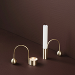 Ferm Living | Balance | Candle Holder | Various Colours