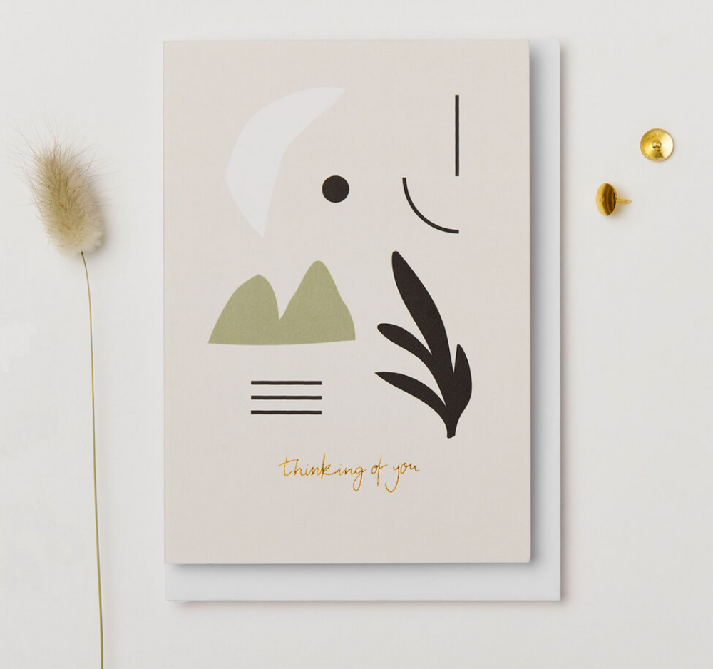 Kinshipped | Thinking Of You | Greetings Card