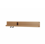Muuto | Folded Shelves | 96 X 13 | Burnt Orange