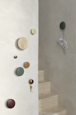 Muuto | Dots Wood Hook | Medium | Ash