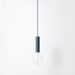 Ferm Living | Collect Socket Pendant High | Coated Metal | Available in Various Colours