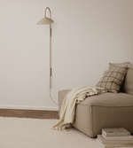 Ferm Living | Arum Tall Wall Lamp | Cashmere