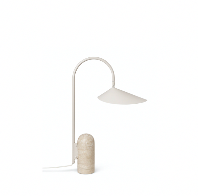 Ferm Living | Arum Table Lamp | Cashmere