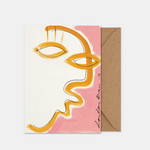 Paper Collective | Art Card | Gentil by Loulou Avenue