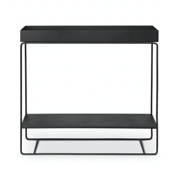 Ferm Living | Two Tier Plant Box | Black