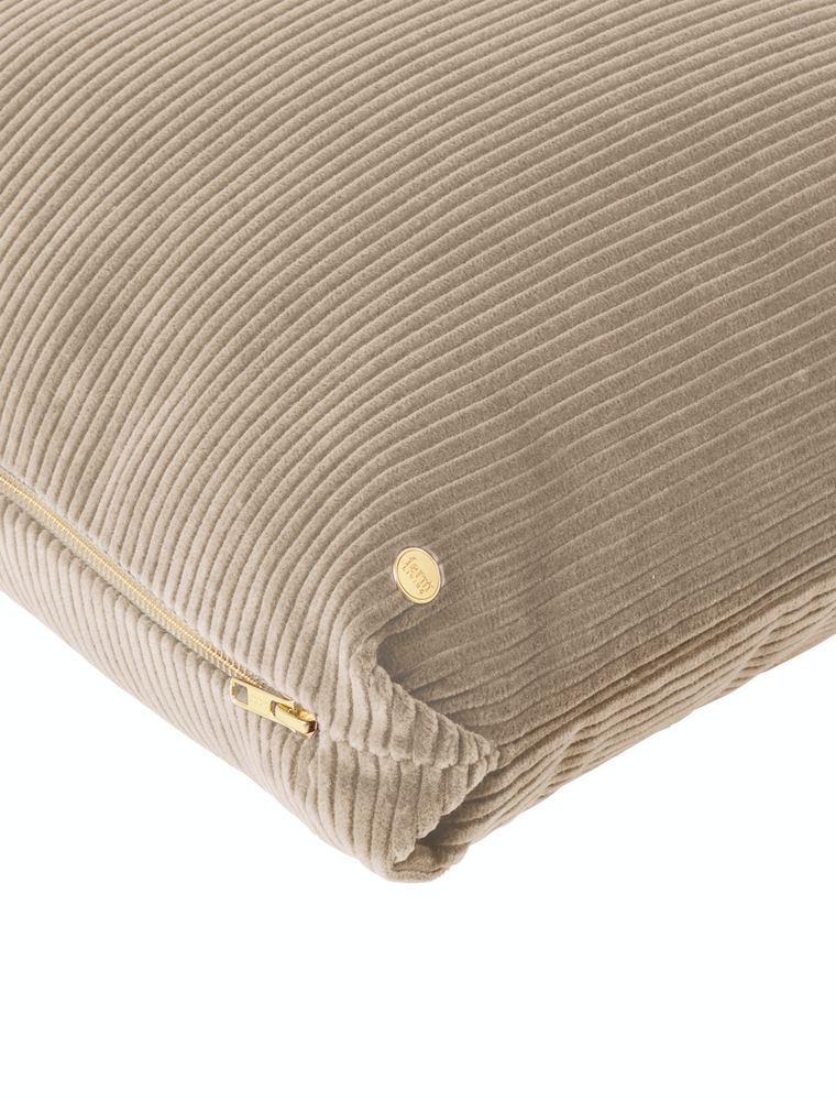 Ferm Living | Corduroy Cushion | Beige