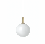 Ferm Living | Opal Shade | White