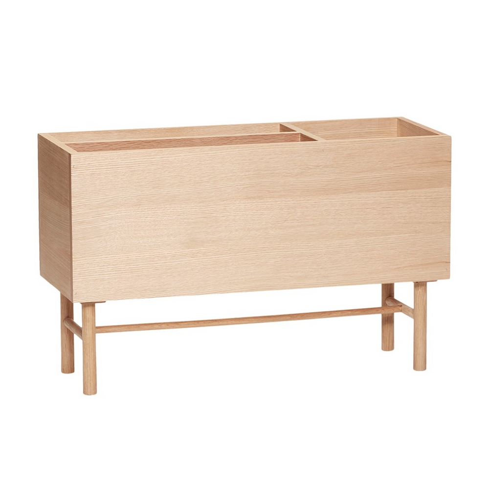 Hübsch | Oak Planter