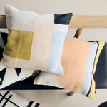 Ferm Living | Kelim Squares Cushion