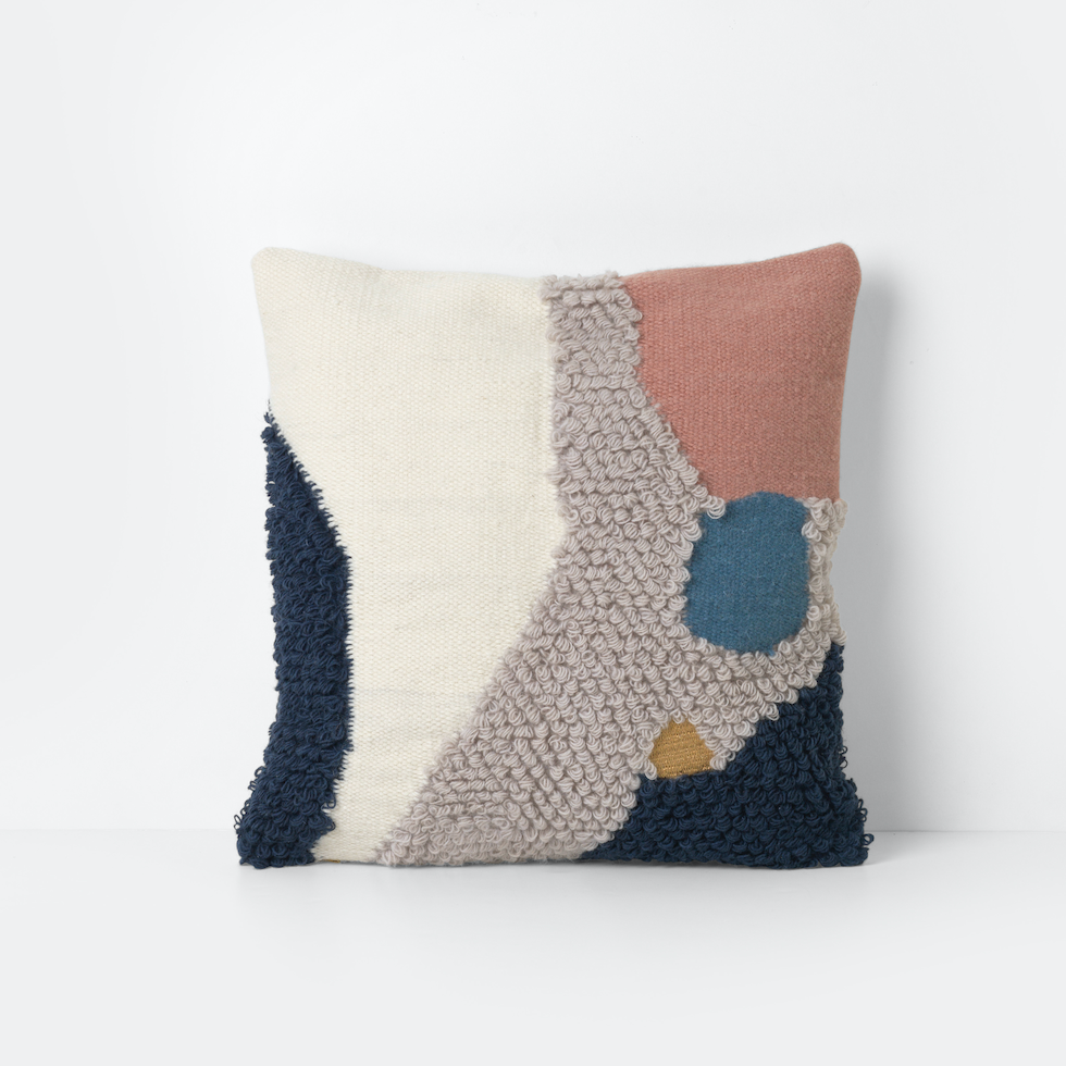Ferm Living | Loop Landscape Cushion