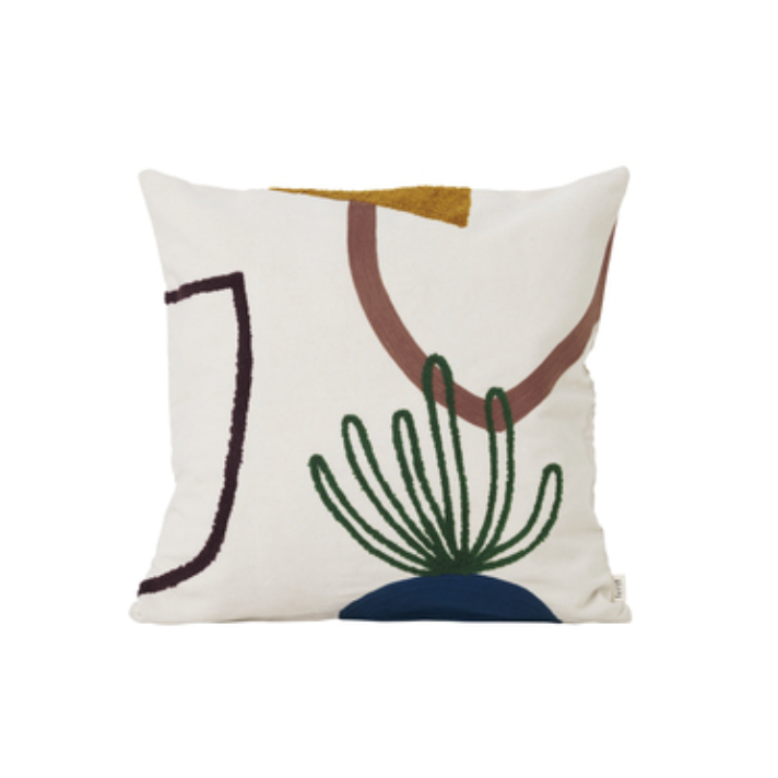 Ferm Living | Mirage Island Cushion