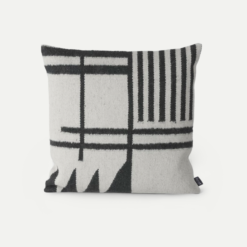 Ferm Living | Kelim Lines Cushion
