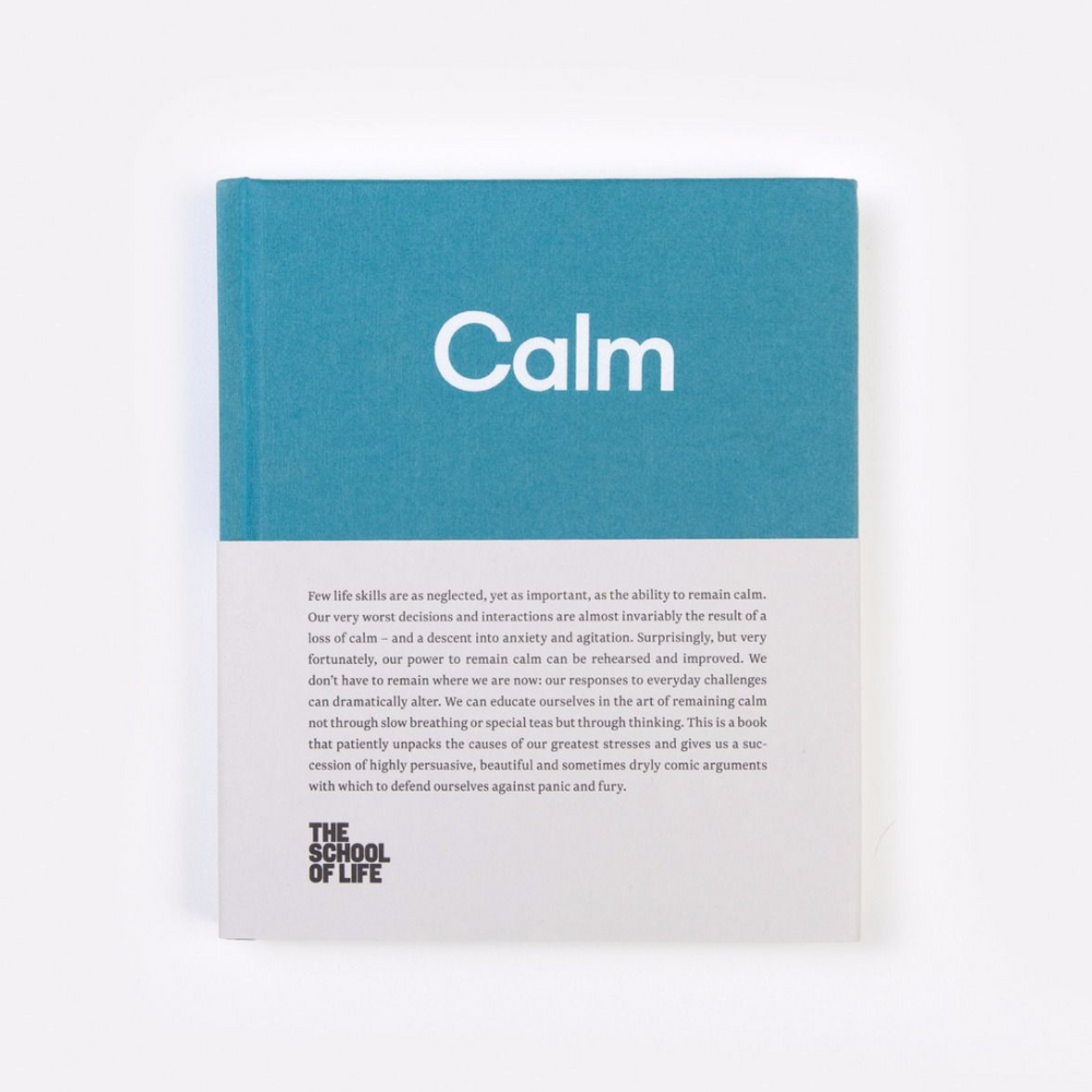 The School of Life | Calm Book