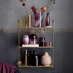 Bloomingville | Layla Brass Shelf