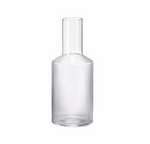 Ferm Living | Ripple Carafe | Clear