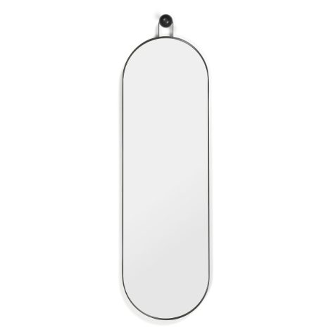 Ferm Living | Poise Oval Mirror | Black