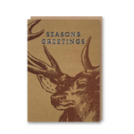 Nineteen Seventy Three | Seasons Greetings | Letterpressed Card