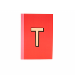 Re: Stationary | Letter 'T' | A5 Notebook