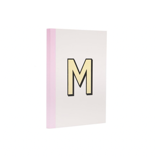 Re: Stationary | Letter 'M' | A5 Notebook