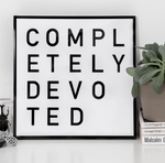 SOOuK | Completely Devoted | Giclée Digital Print