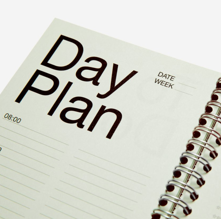 Marjolein Delhaas | Things To Do Today Notebook