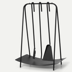 Ferm Living | Port Fireplace Tools | Black