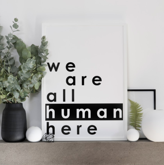 SOOuK | We Are All Human Here