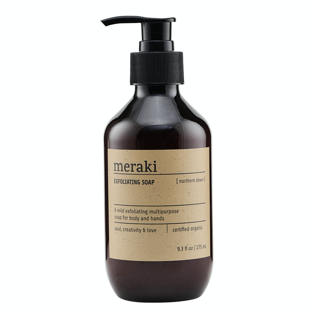Meraki | Exfoliating Soap | Northern Dawn